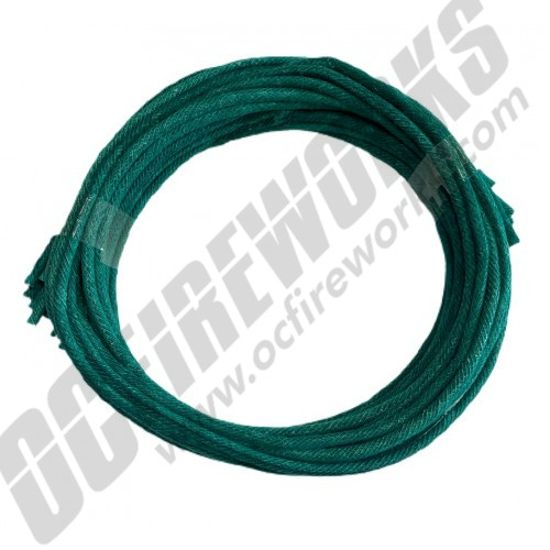 Green Slow Fuse 30 Foot