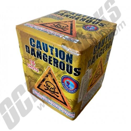 Caution Dangerous