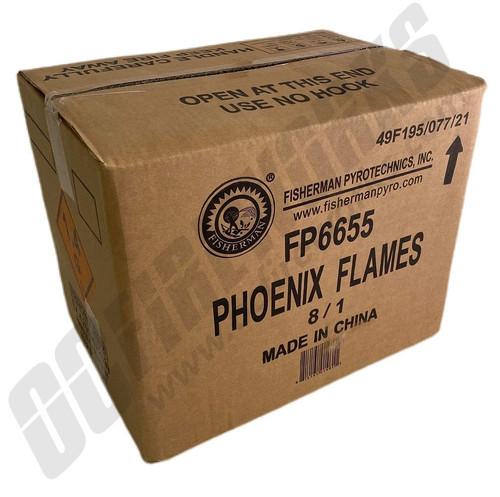 Wholesale Fireworks Phoenix Flames 8/1 Case