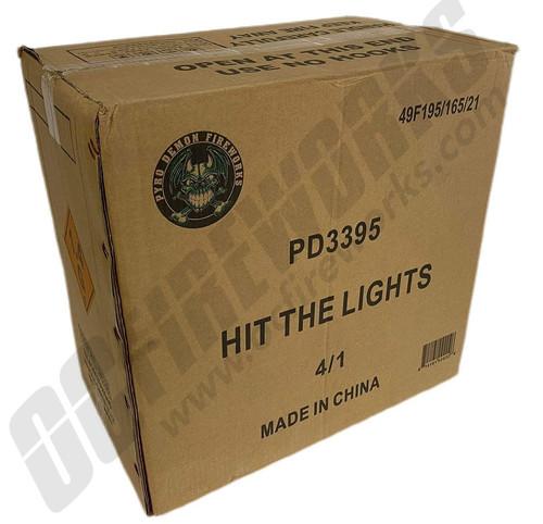 Wholesale Fireworks Hit The Lights Case 4/1