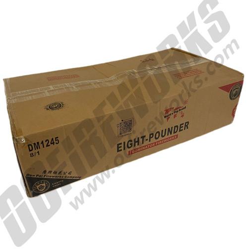 Wholesale Fireworks Eight Pounder Firecracker Cannonball Case 8/1