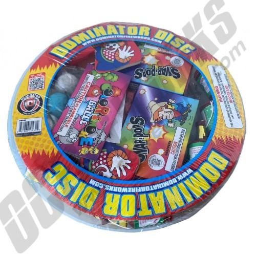 Dominator Disc Assortment