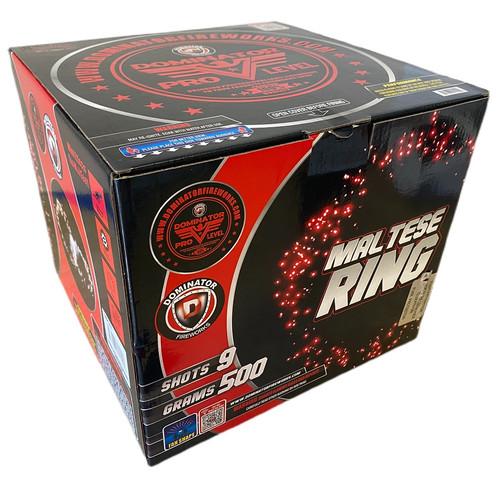 Wholesale Fireworks Maltese Rings Case 4/1