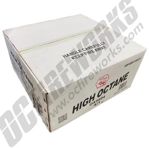 Wholesale Fireworks High Octane Case 4/1