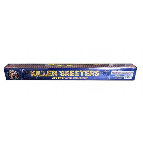 Killer Skeeters (300 Shot Saturn Missile)