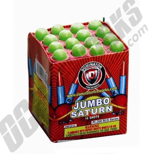 Jumbo Saturn Missile
