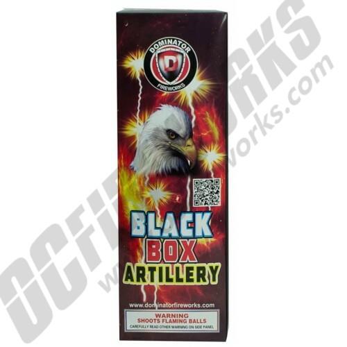 Black Box Artillery Shells 6pk