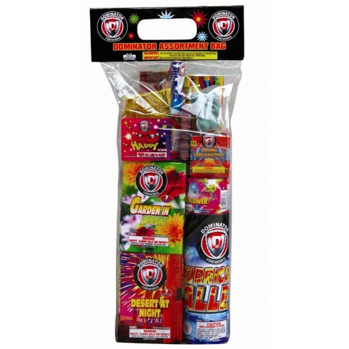 Dominator Assortment Bag