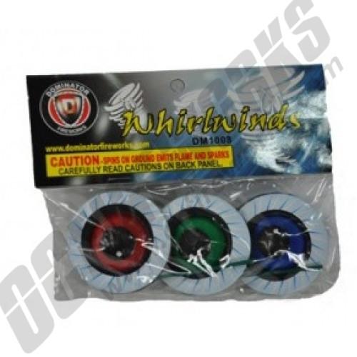 Whirlwinds 3/pk