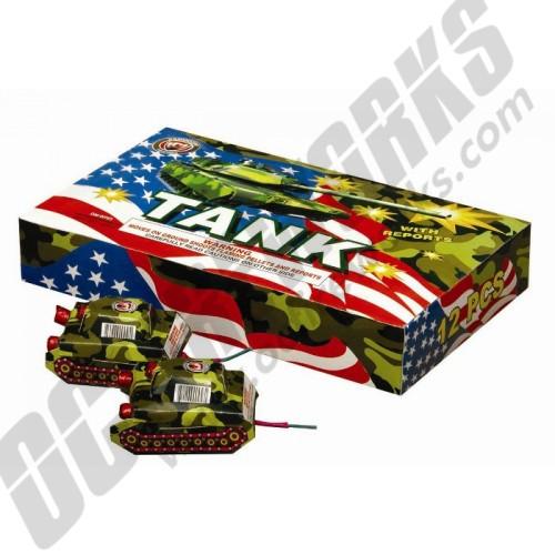 Dominator Tank Counter Display Box 12/Ct