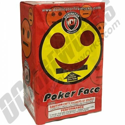 Poker Face Fountain