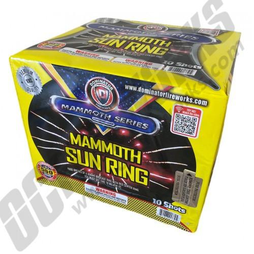 Mammoth Sun Ring 10 Shot