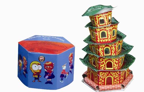 Wholesale Fireworks Friendship Pagoda Case 144/1