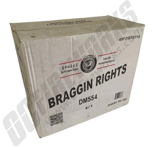 Wholesale Fireworks Braggin Rights Case 4/1