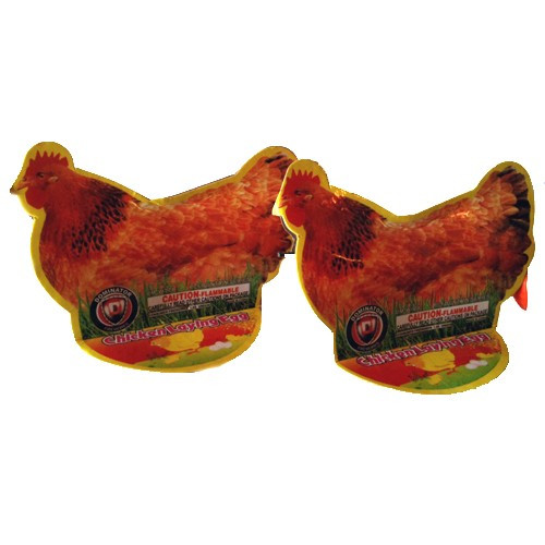 Wholesale Fireworks Chicken Laying Egg Case 72/2/1