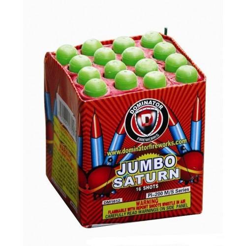 Wholesale Fireworks Jumbo Saturn Missile Case 30/1