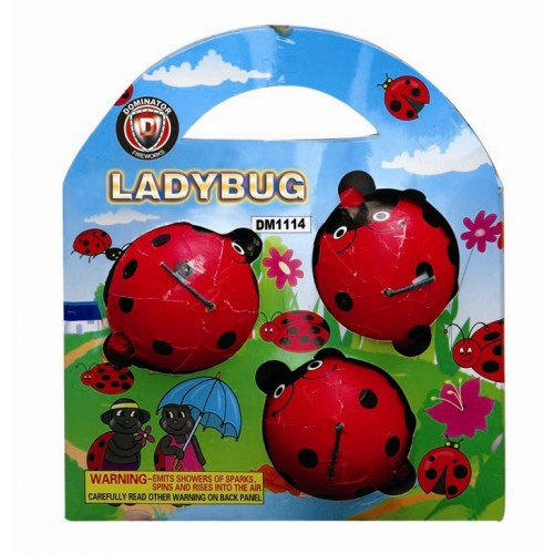 Wholesale Fireworks Ladybugs Case 60/3