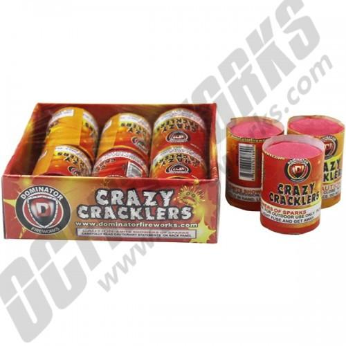 Crazy Cracklers 6pk