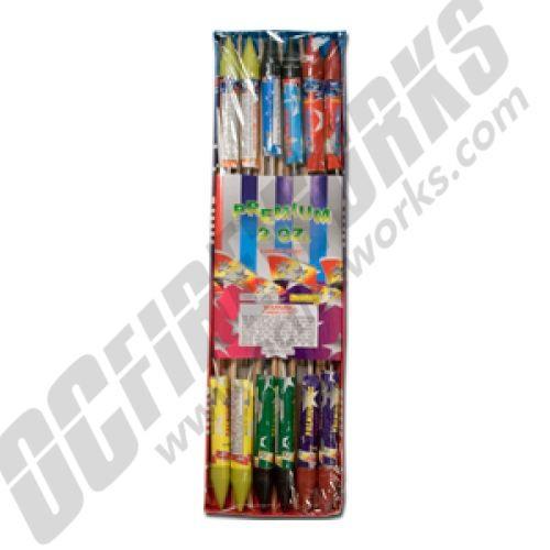 2oz Premium Thunder Rockets 12pk