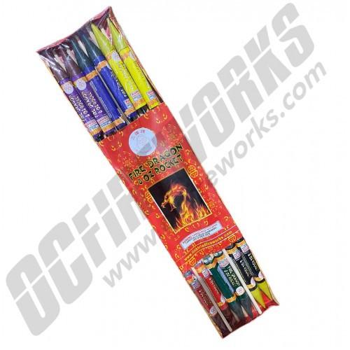 8oz Premium Thunder Rockets 12pk