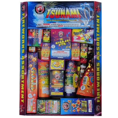 Tsunami Assortment 29pc