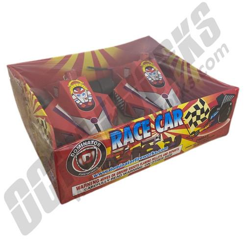 Race Car Fireworks 2/pk