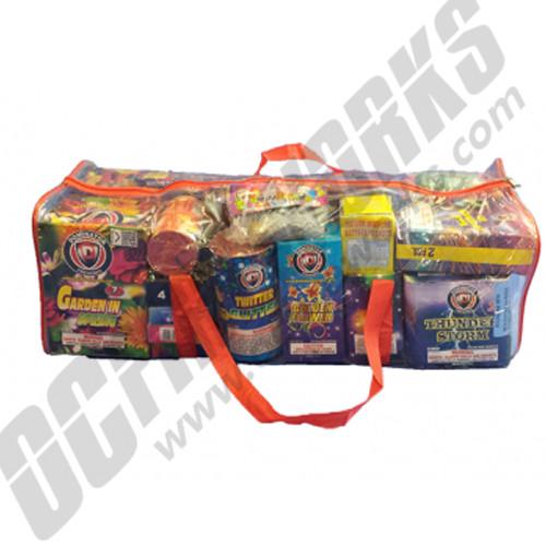 Pyro Party Bag 70pc Assortment