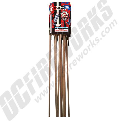 Texas Pop Rocket 12/pk