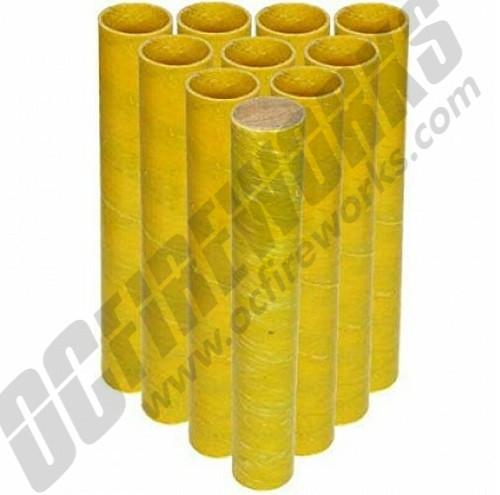 "1.75"" Fiberglass Mortar Tubes 50ct Case"