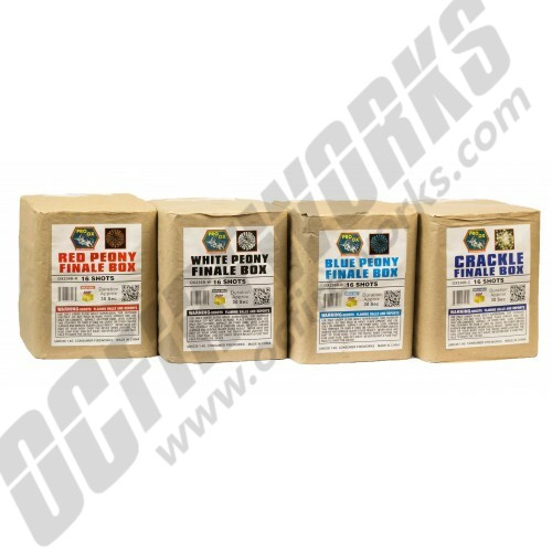 Pro Ox Professional Series Brown Label Assortment