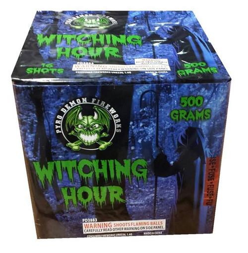 Wholesale Fireworks Witching Hour Case 6/1
