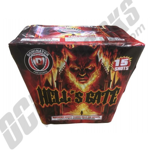Hell's Gate 15 Shots