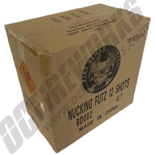Wholesale Fireworks Nucking Futz 4/1 Case