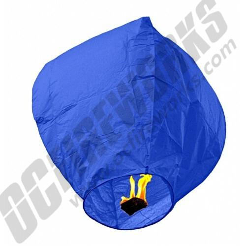 It's A Boy Blue Sky Lantern