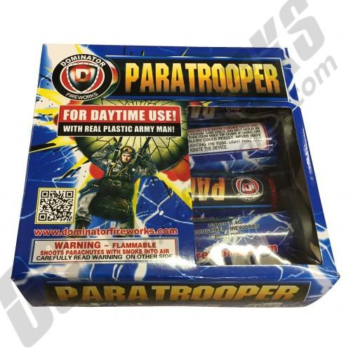 Paratrooper Daytime Single Shot 4pk