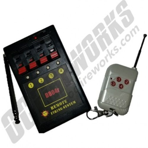 4 Cue Wireless Remote Firing System