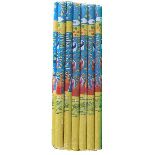 Wholesale Fireworks Mini 10 Ball Magical Roman Candles Case 80/12