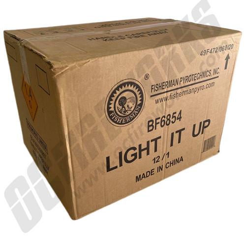 Wholesale Fireworks Light It Up Case 12/1