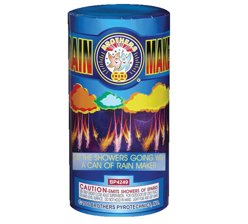 Wholesale Fireworks Rain Maker 24/1