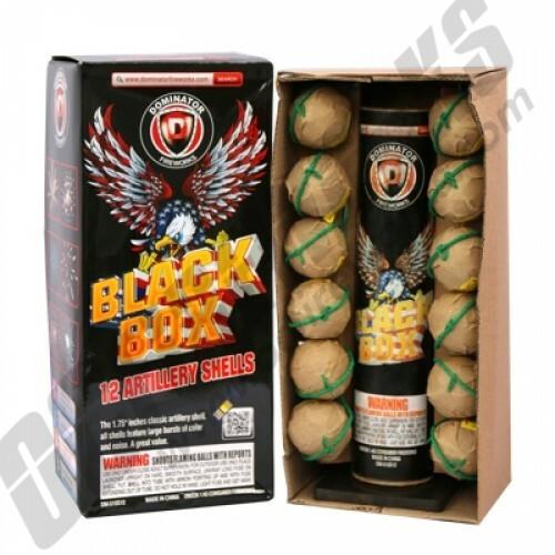 Black Box Artillery Shells 12pk