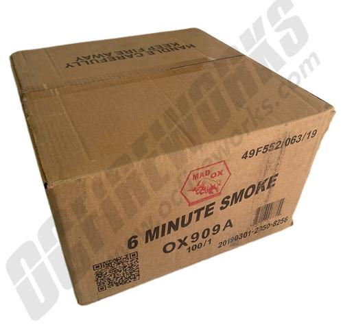 Wholesale Fireworks 6 Minute Smoke Case 100/1