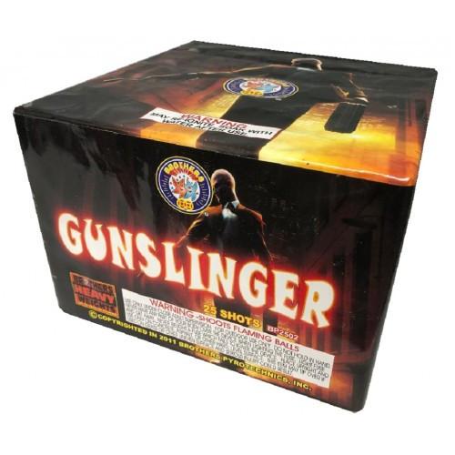 Wholesale Fireworks Gunslinger Case 6/1