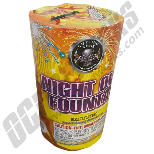 Night Owl Fountain