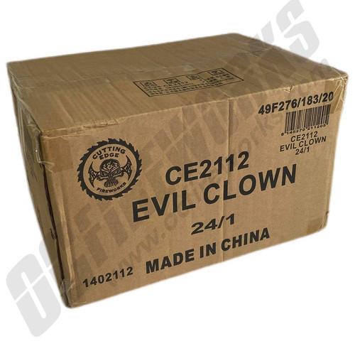 Wholesale Fireworks Evil Clown Case 24/1