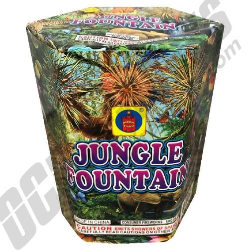 Jungle Fountain