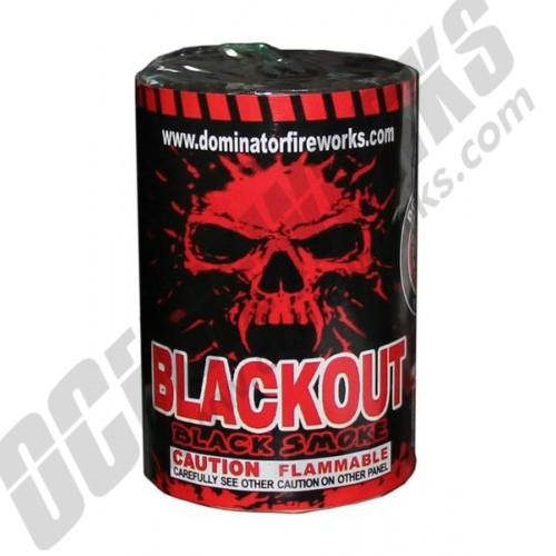 Blackout Black Smoke Canister