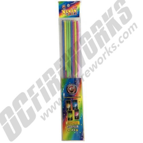 #10 Xenon Sparklers 8pk