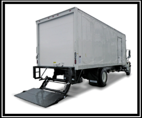 Liftgate Delivery Service