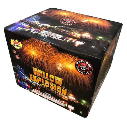 Wholesale Fireworks Willow Explosion 4/1 Case
