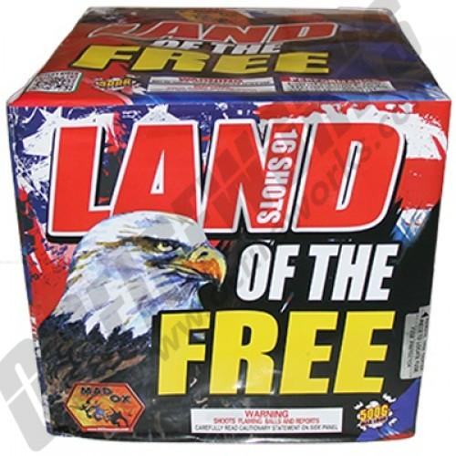 Land Of The Free BUY 1 GET 1 FREE !
